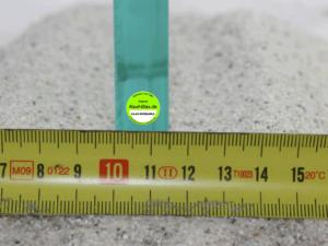 Glas 15mm Detailaufnahme